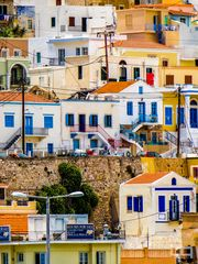 Kalymnos Houses