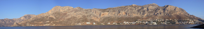 Kalymnos' rocks