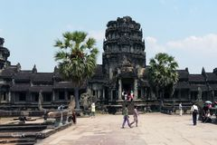 Kambodscha 2011 - Tempel in Angkor
