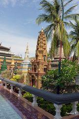 Kambodscha - Angkor - Kloster Siem Reap