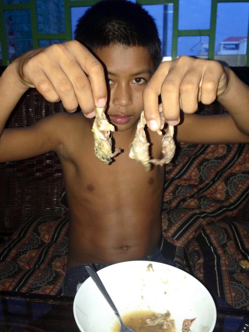 Kambodscha, lecker