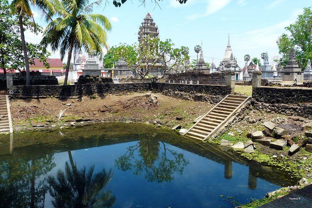 Kambodscha - Tempelanlagen von Kampong Cham