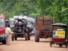 Kambodschanisches Transportwesen