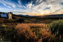 Kamchatka sunset