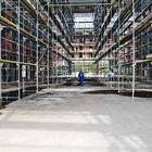 Kameha Grand Bonn, Dachkonstruktion