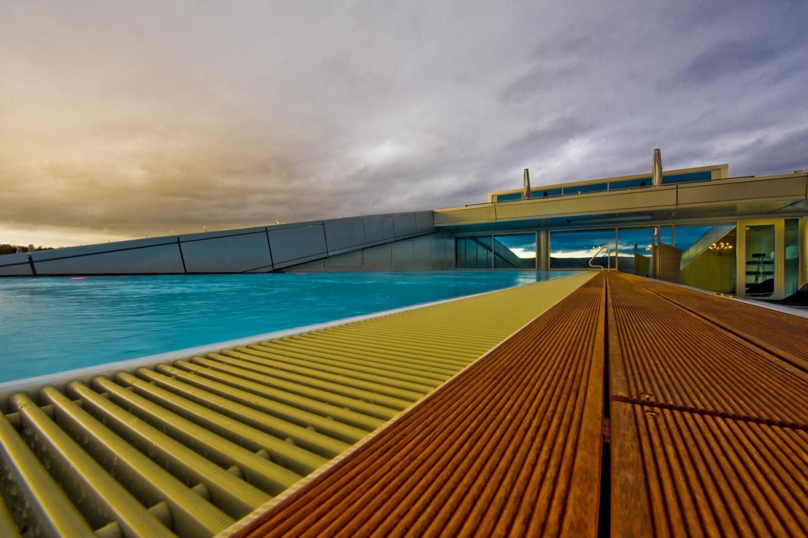 Kameha Grand - Dach Pool