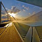 Kameha Grand - Dach Pool im Eis