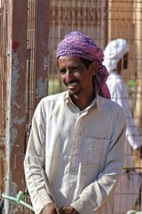 Kamelhändler, Abu Dhabi