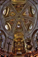 Kameliterkirche / Györ / Ungarn
