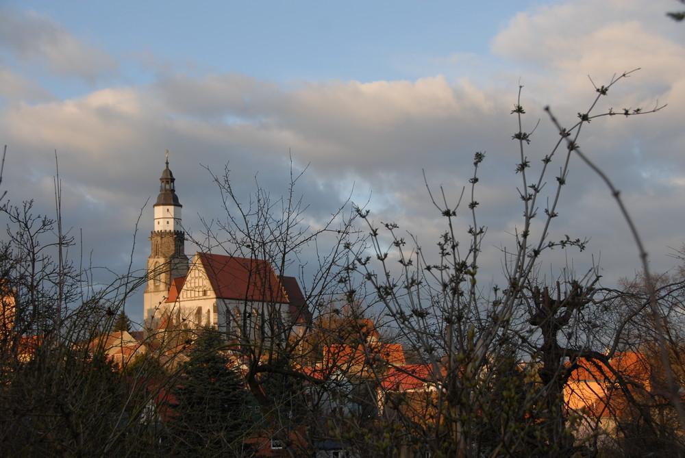 Kamenzer Frauenkirche