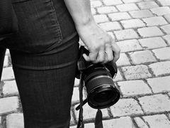 Kamera immer bei Hand