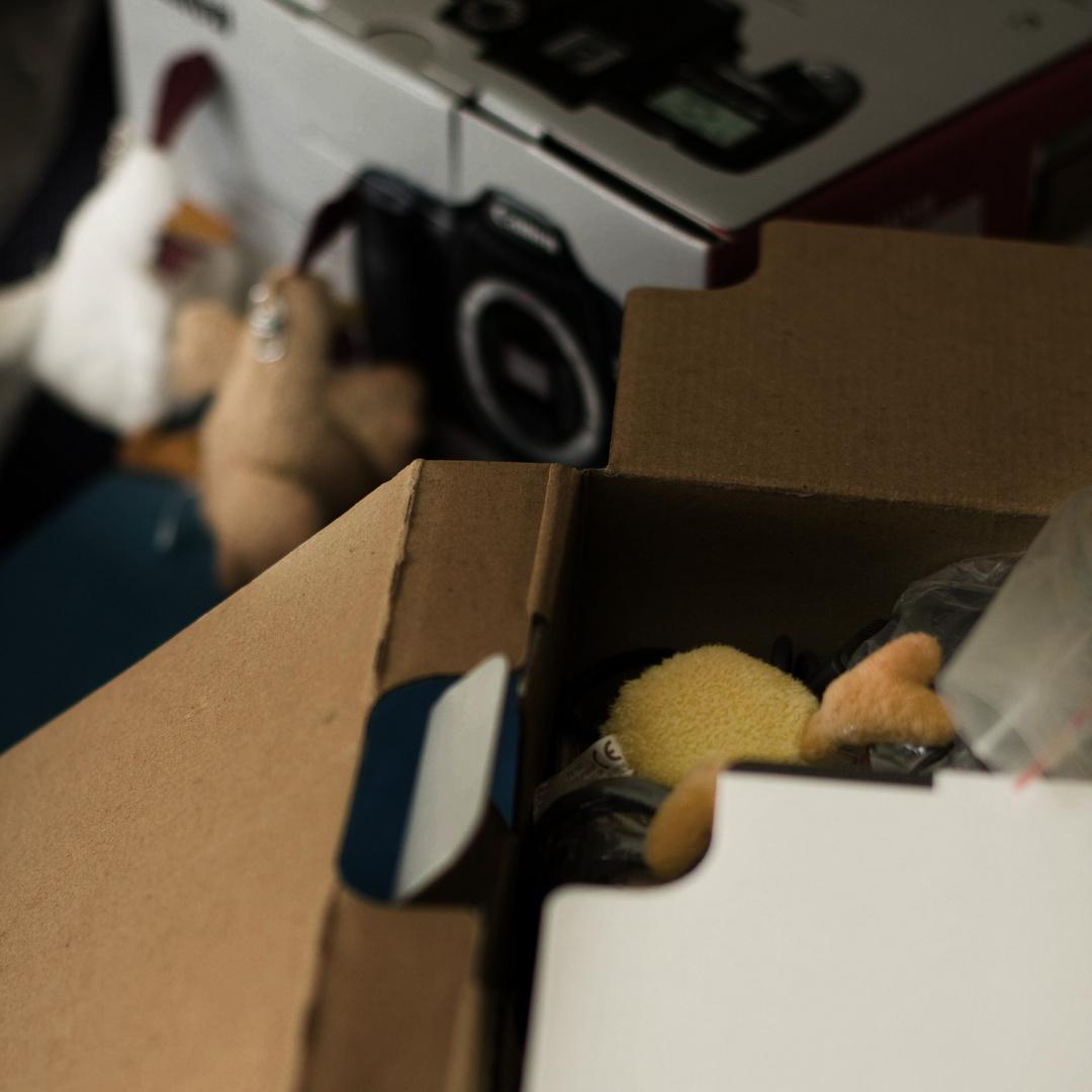 Kameradrama, Teil 2: Hähnchenversand