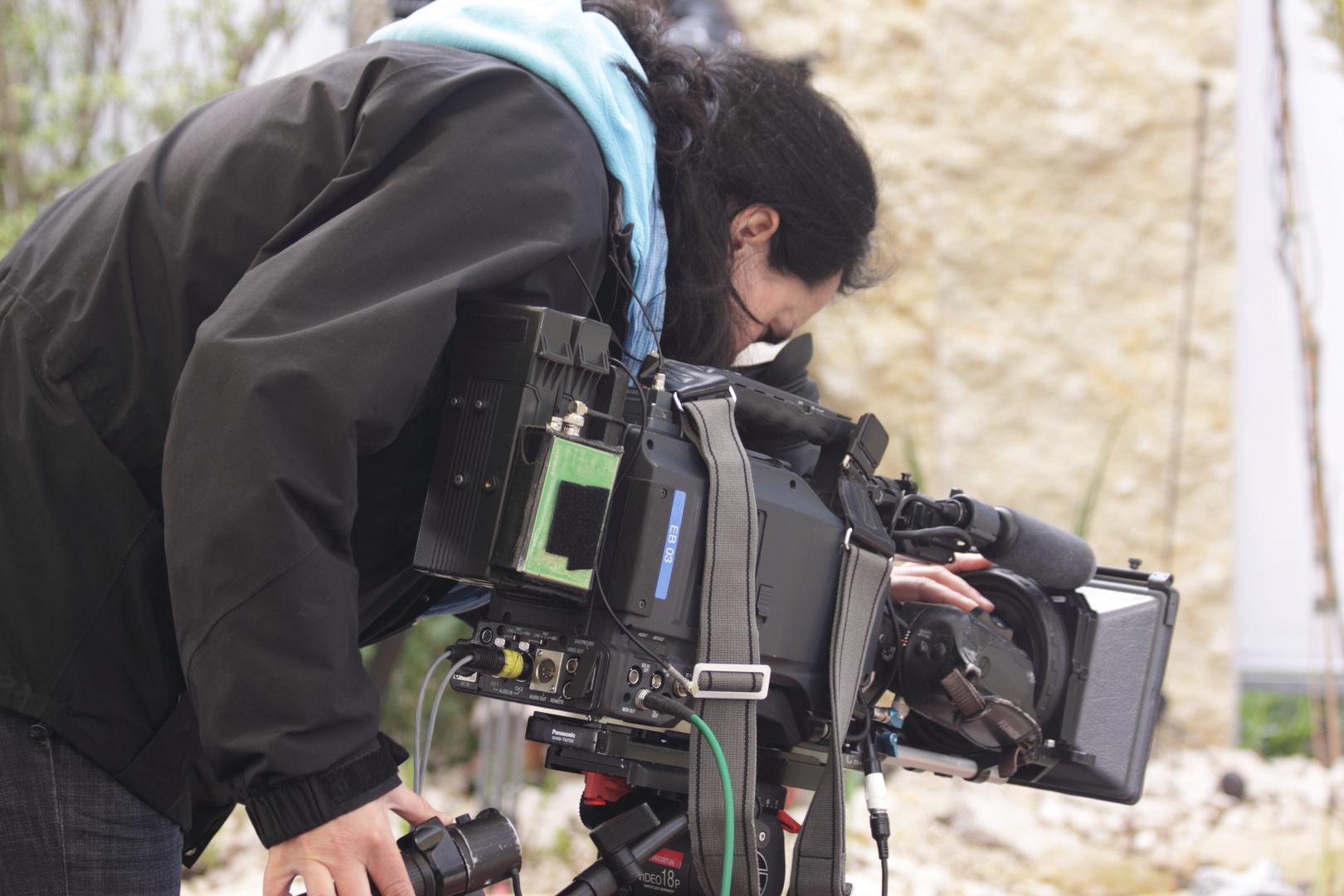 Kamerafrau Werden
