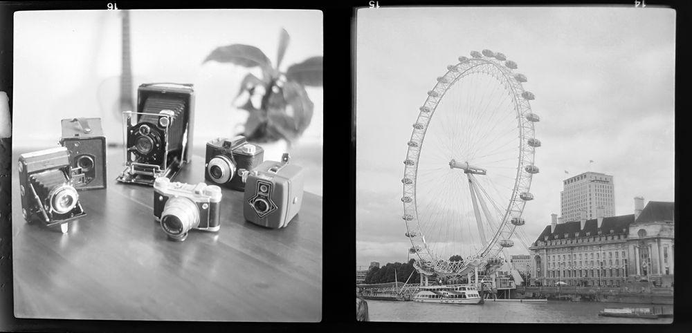 Kameras/London Eye