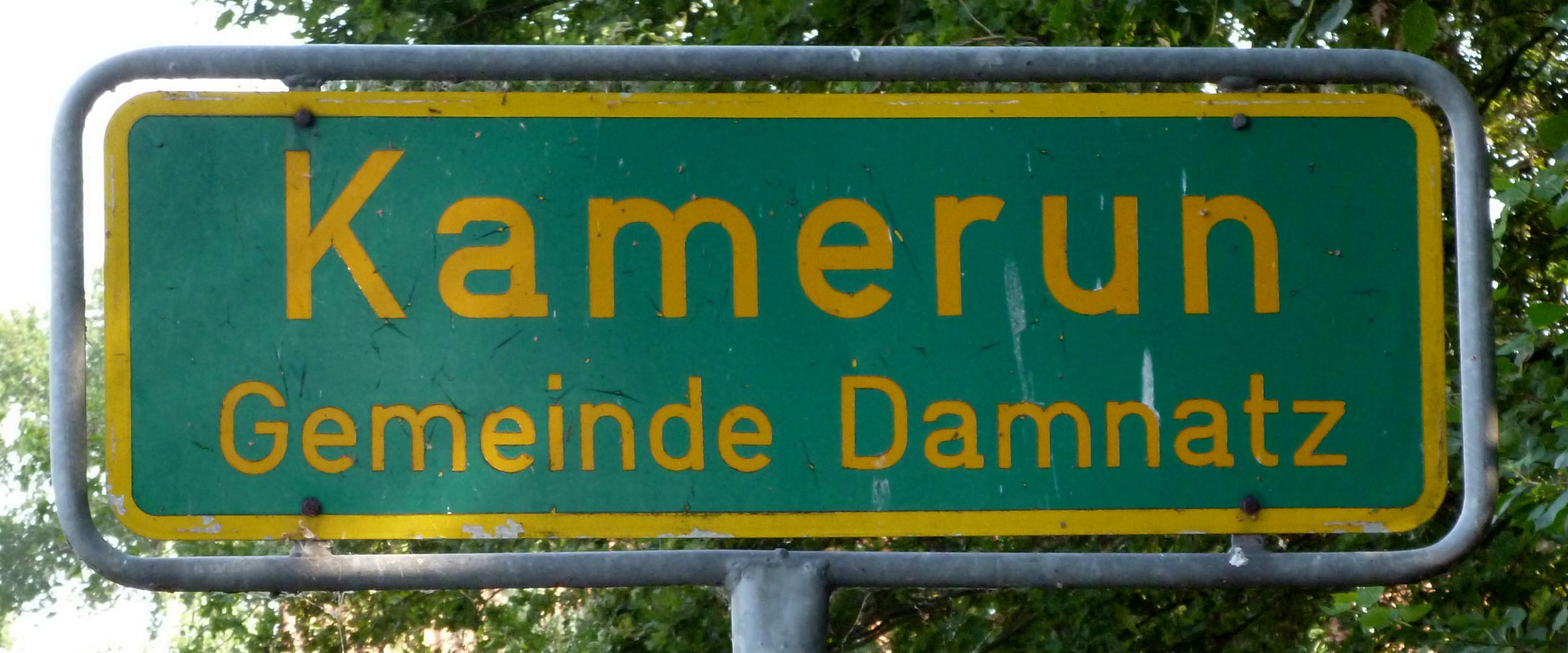 Kamerun an der Elbe