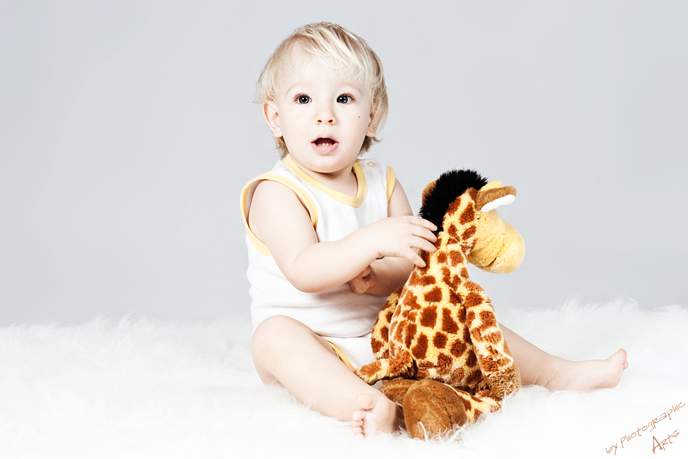 Kamil und die Giraffe
