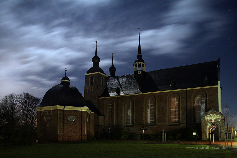Kamp-Lintfort - Kloster Kamp