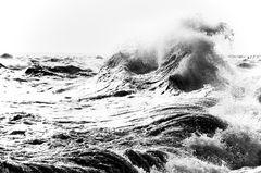 Kampf der Wellen