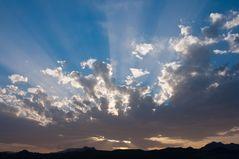 Kampf gegen die Wolken