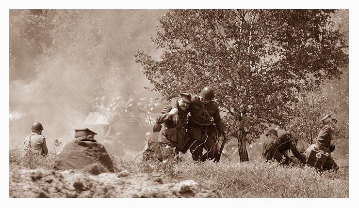 Kampf - Inszenierung in Polen