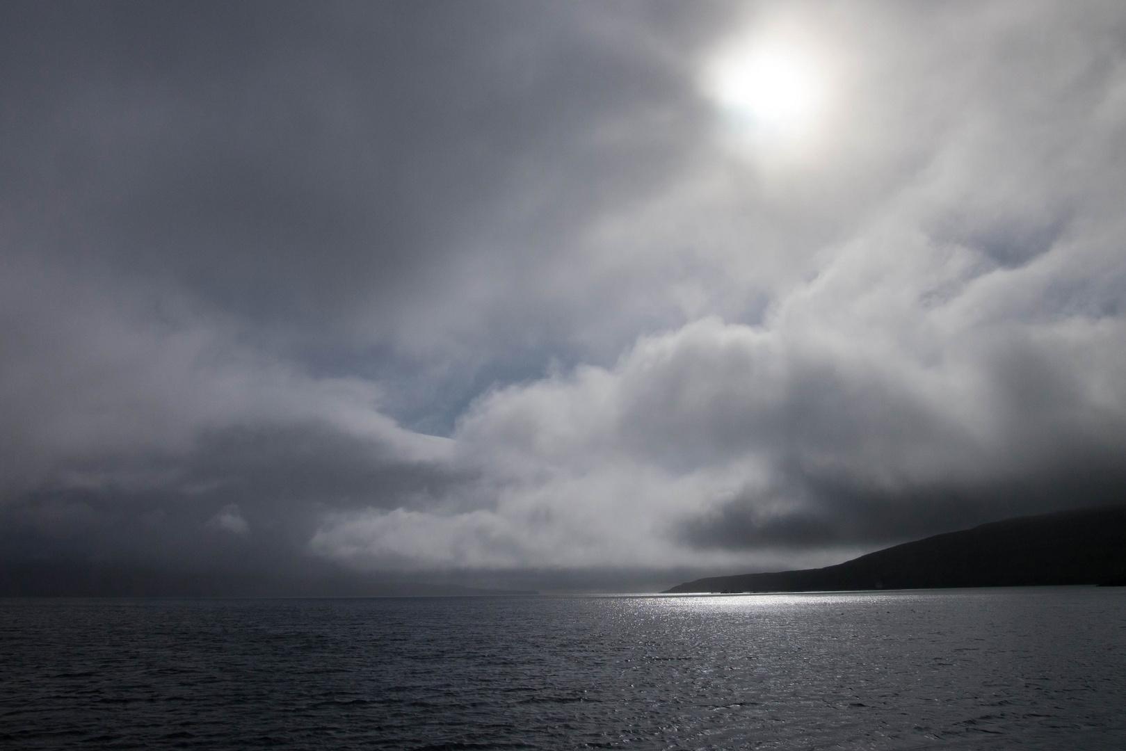 Kampf speziell: Sonne kontra Regen