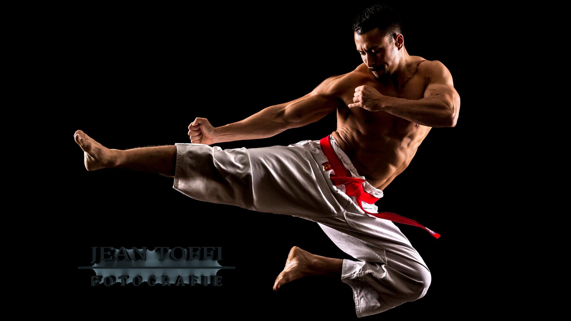 Kampfsport Wallpaper