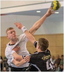 Kampfsport Handball