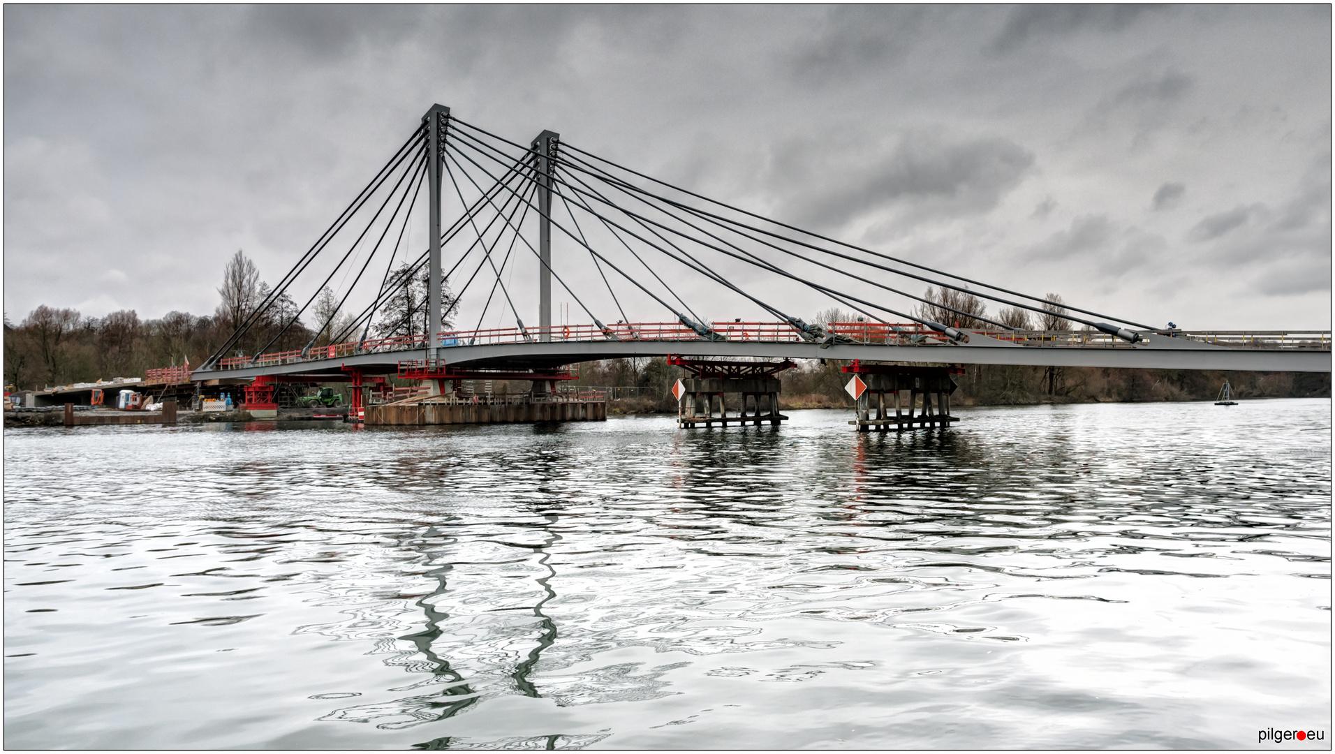Kampmannbrücke Essen