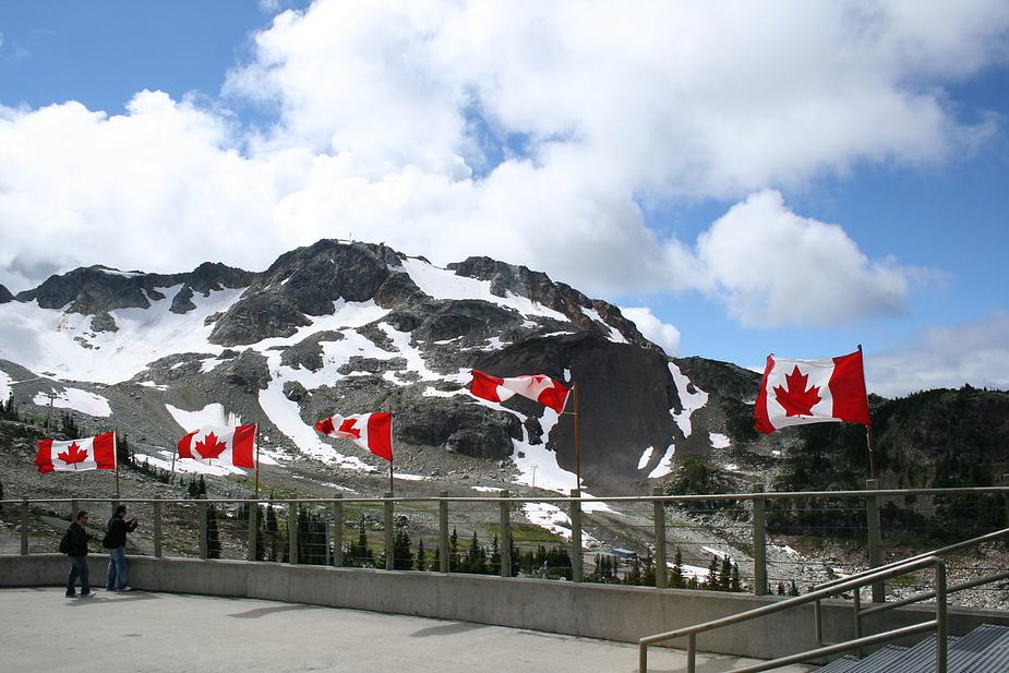 Kanadischer Empfang
