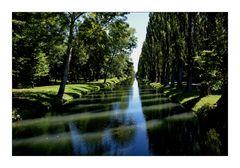 Kanal im Schlosspark von Laxenburg