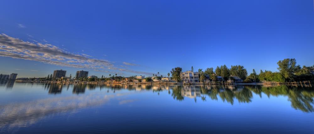 Kanal in St. Petersburg FL