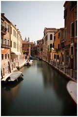 Kanal in Vendig