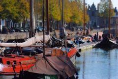 Kanal in Zeeland