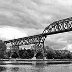 Kanalbrücke Hochdonn