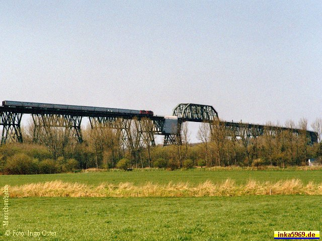 Kanalhochbrücke Hochdonn