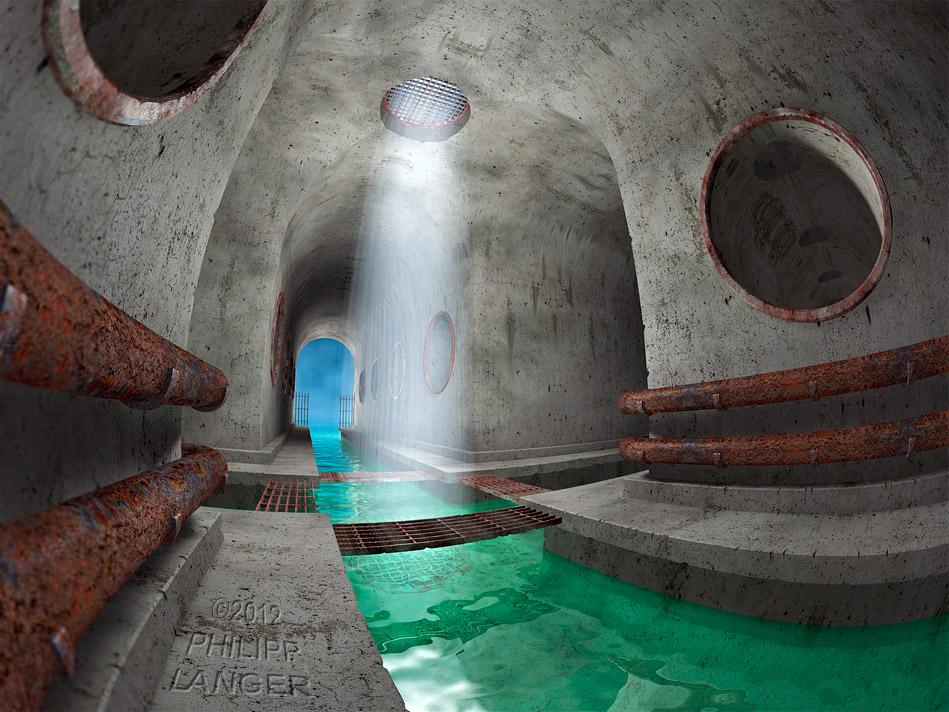 Kanalisation 2 / Sewers 2