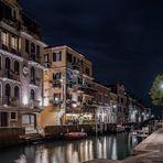 Kanalromantik in Venedig