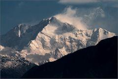 kanchenjunga - 8.586 m