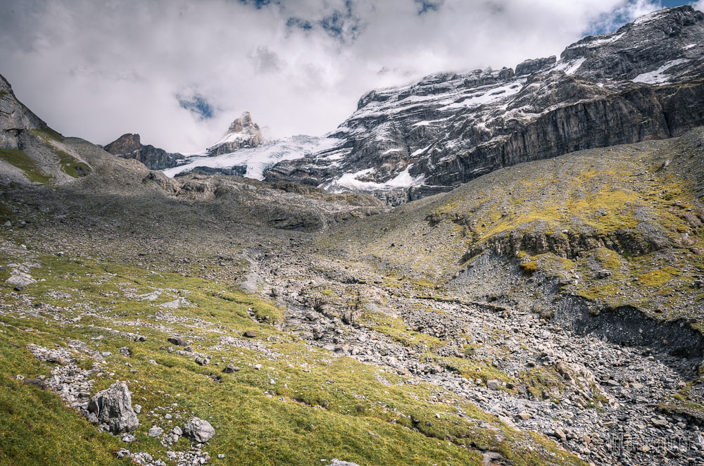 ~ Kandertal: Weg zum Blüemlisalpgletscher ~