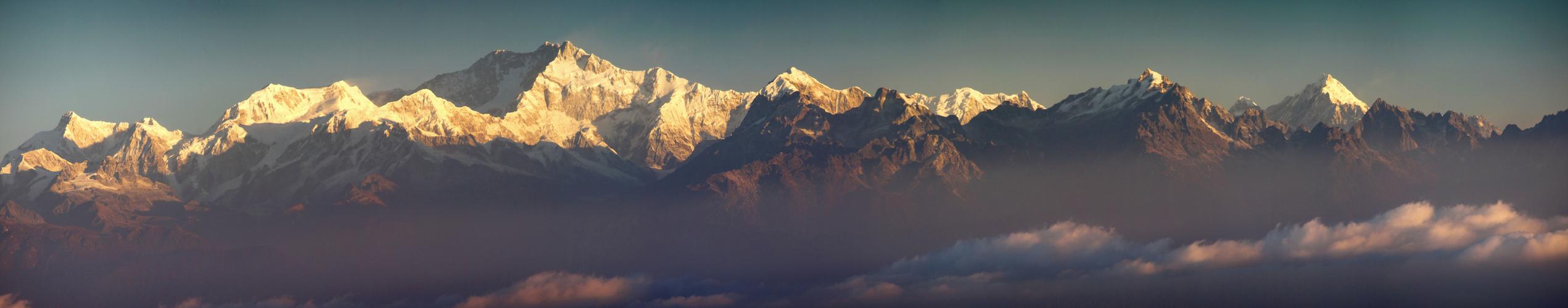 Kangchendzönga 8586m