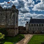 Kanonenturm Burg Bad Bentheim