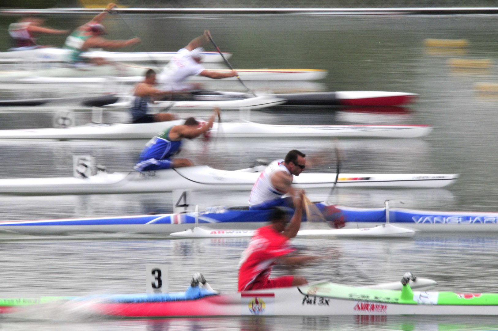 Kanu WM / Canoe WC Duisburg 2013 - 03