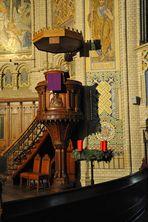 Kanzel - Brüderkirche