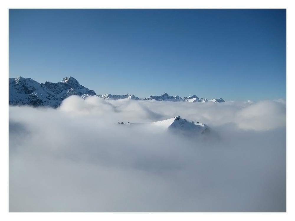 Kanzelwand - Gipfelstation