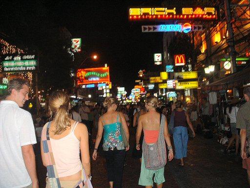 Kao San Street