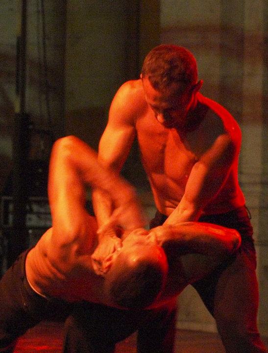 Kaos balletto CARAVAGGIO