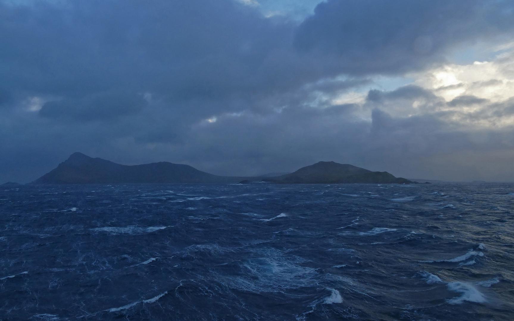 Kap Hoorn , Chile