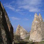 kapadokische Landschaften Nr.1