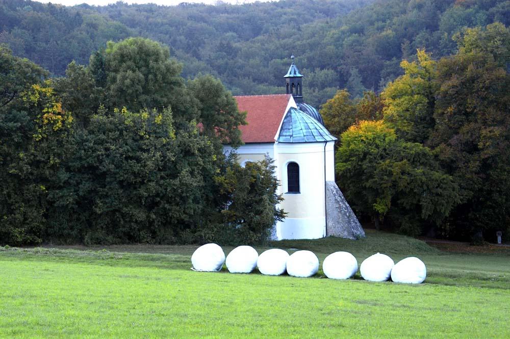 Kapell bei Kloster Weltenburg
