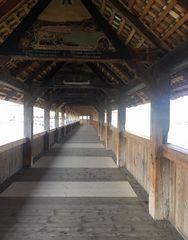 Kapellbrücke ...